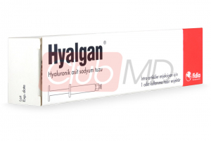 HYALGAN® Non-English 20mg/ml 1-2ml prefilled syringe