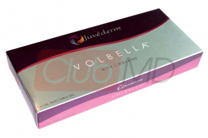 JUVEDERM® VOLBELLA with Lidocaine 2x1ml 15mg/ml, 3mg/ml 2-1ml prefilled syringes