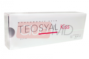 TEOSYAL® KISS 1ml 2 pre-filled syringes