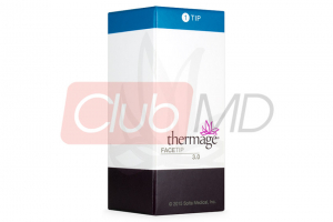 THERMAGE® 3.0cm² FACE TIP C1 400 REP 400 REP 1 piece